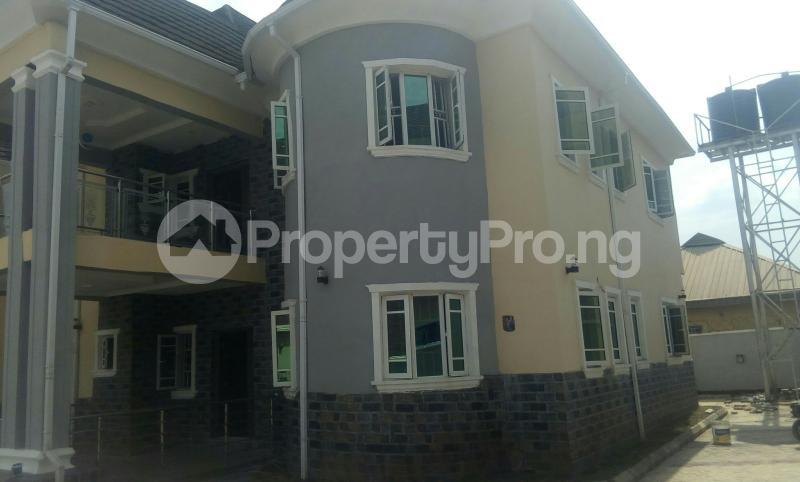 4 bedroom Semi Detached Duplex House for sale Behind Cenotaph Parade ground, GRA Asaba Delta - 0