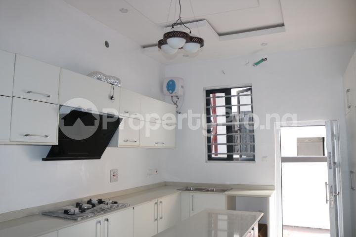 4 bedroom Semi Detached Duplex House for sale Chevron Lekki Lagos - 20