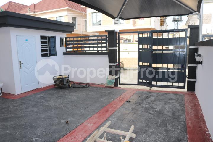 4 bedroom Semi Detached Duplex House for sale Chevron Lekki Lagos - 9