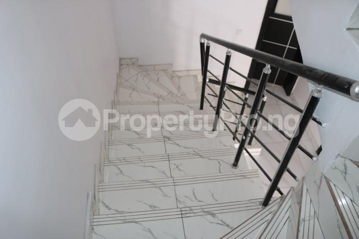 4 bedroom Semi Detached Duplex House for sale Chevron Lekki Lagos - 61