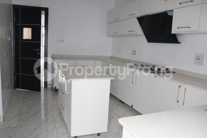 4 bedroom Semi Detached Duplex House for sale Chevron Lekki Lagos - 21