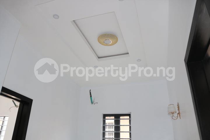 4 bedroom Semi Detached Duplex House for sale Chevron Lekki Lagos - 33