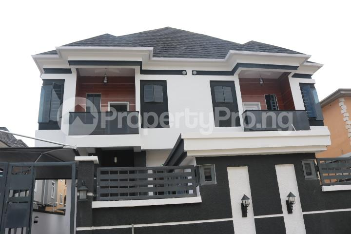 4 bedroom Semi Detached Duplex House for sale Chevron Lekki Lagos - 62