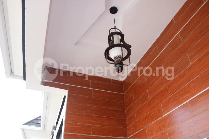 4 bedroom Semi Detached Duplex House for sale Chevron Lekki Lagos - 41