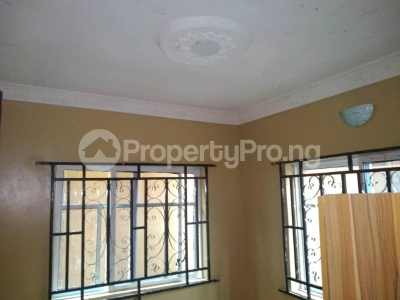 1 bedroom mini flat  Mini flat Flat / Apartment for rent in an estate with excellent security not far from fagba Fagba Agege Lagos - 1