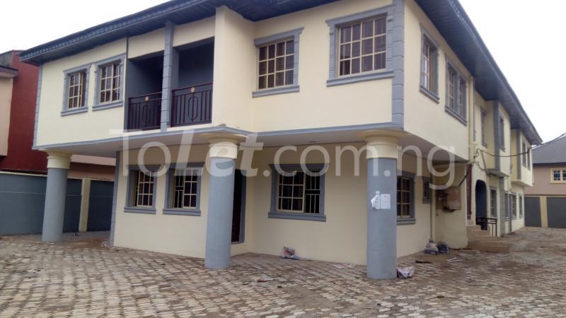 3 bedroom Flat / Apartment for rent Around Chrisland College  Egbe/Idimu Lagos - 0