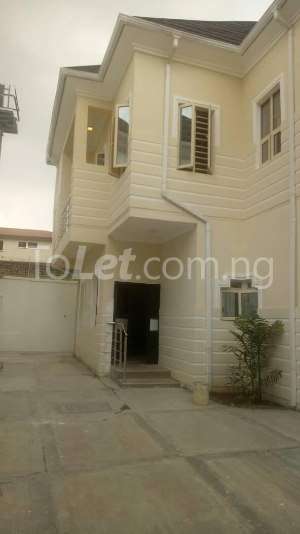 Newly built two bedroom duplex at Magodo Phase 2