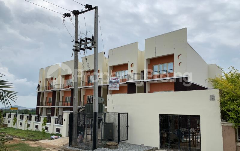 3 bedroom Terraced Duplex House for sale Plot 4954 Cadastral Zone C06 Nbora Abuja - 0
