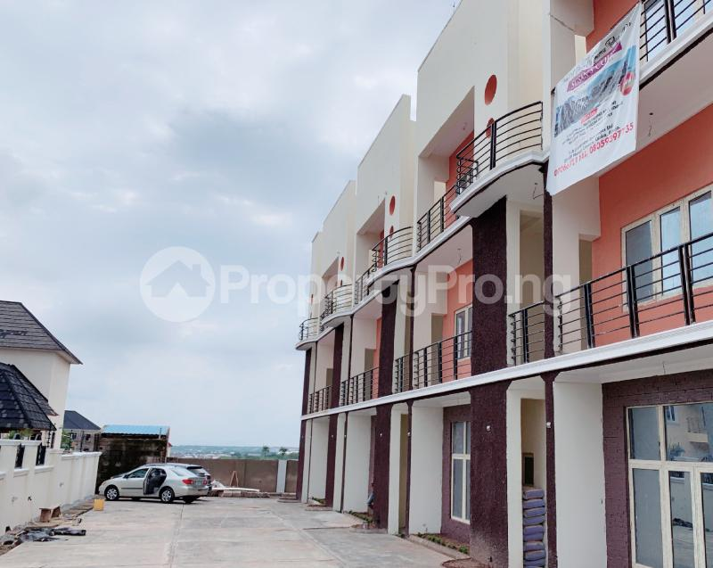 3 bedroom Terraced Duplex House for sale Plot 4954 Cadastral Zone C06 Nbora Abuja - 2