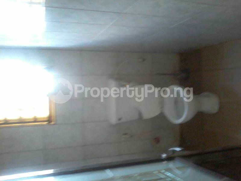 1 bedroom mini flat  Mini flat Flat / Apartment for rent an estate not far from college riad,ogba  Ifako-ogba Ogba Lagos - 8