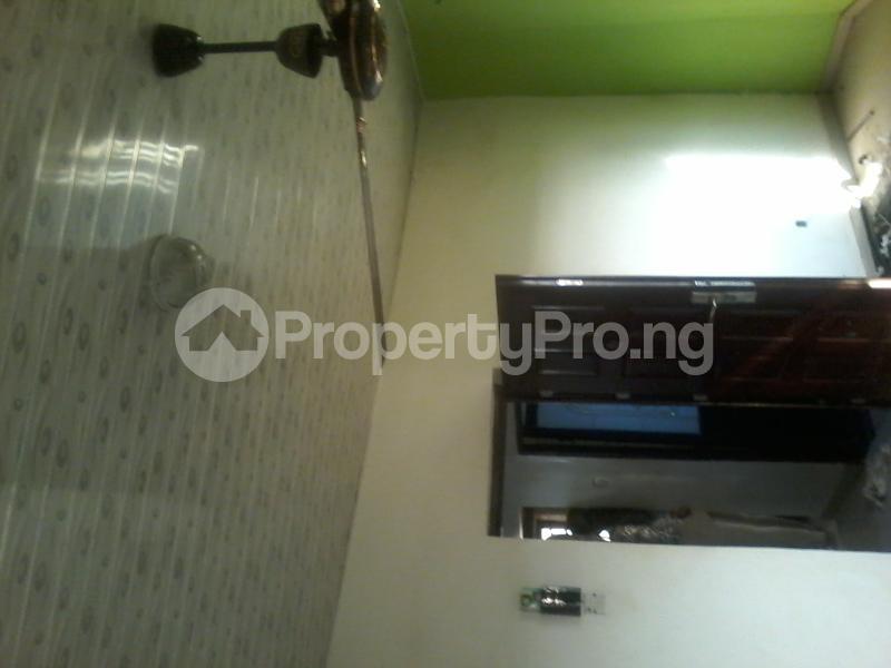 1 bedroom mini flat  Mini flat Flat / Apartment for rent an estate not far from college riad,ogba  Ifako-ogba Ogba Lagos - 4