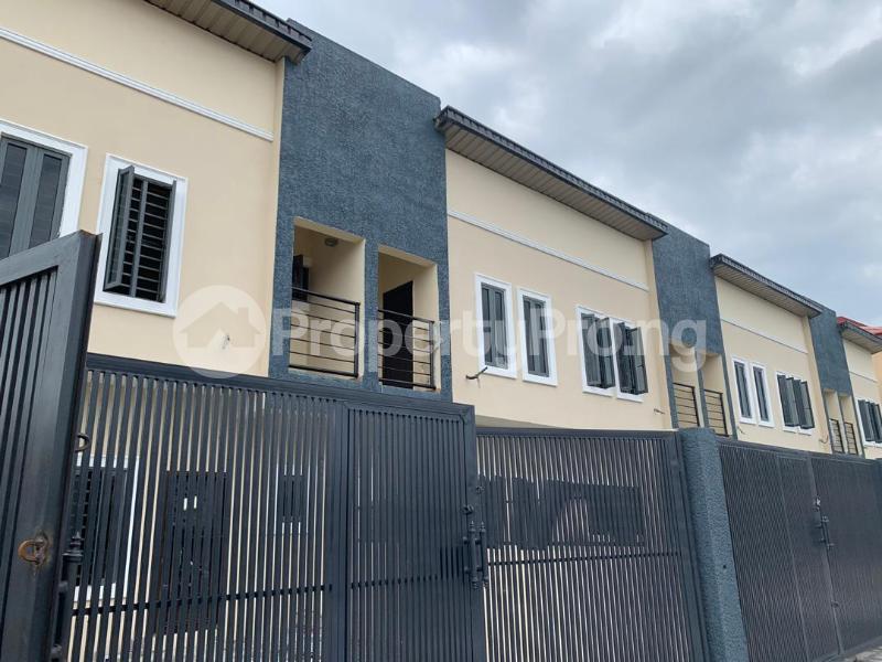 2 bedroom Terraced Duplex House for sale Alpha Beach Road Igbo-efon Lekki Lagos - 0