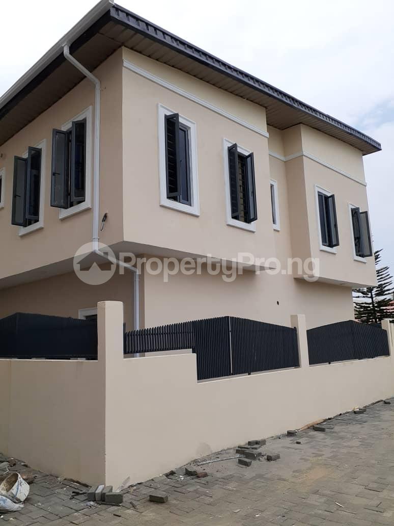 2 bedroom Terraced Duplex House for sale Alpha Beach Road Igbo-efon Lekki Lagos - 1