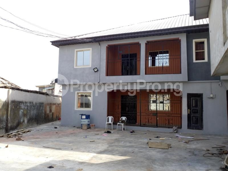 2 bedroom Boys Quarters Flat / Apartment for rent ishola makinde Egbeda Alimosho Lagos - 0