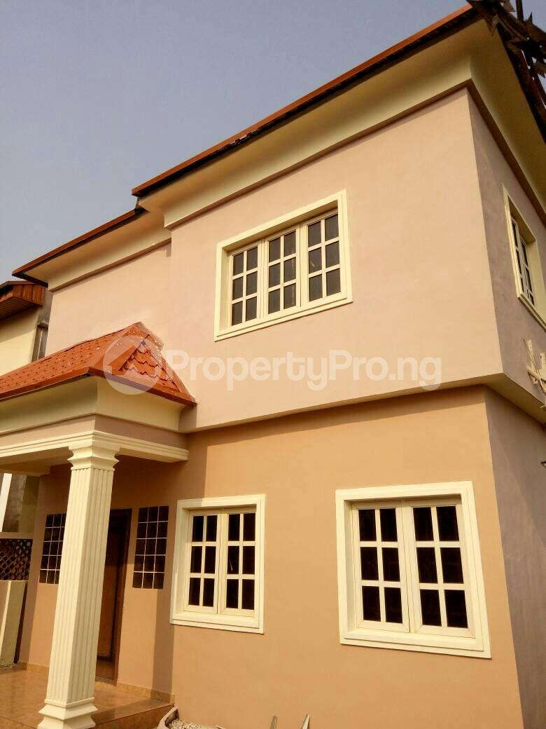 4 bedroom Detached Duplex House for sale Unilag Estate; Magodo Isheri Ojodu Lagos - 0