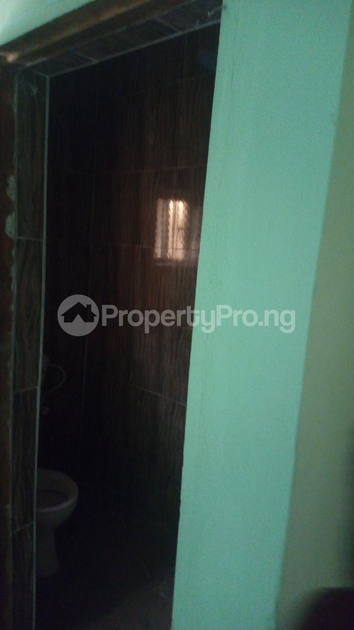 2 bedroom Semi Detached Bungalow House for rent - Akowonjo Alimosho Lagos - 4