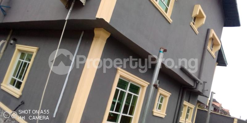 3 bedroom Blocks of Flats House for rent Gowon estate Gowon Estate Ipaja Lagos - 0