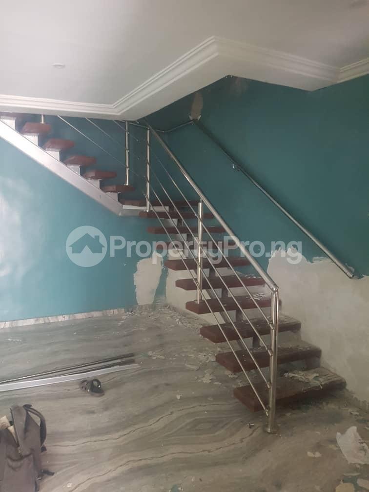 4 bedroom Terraced Duplex House for rent Anibaloye estate  Anthony Village Maryland Lagos - 8