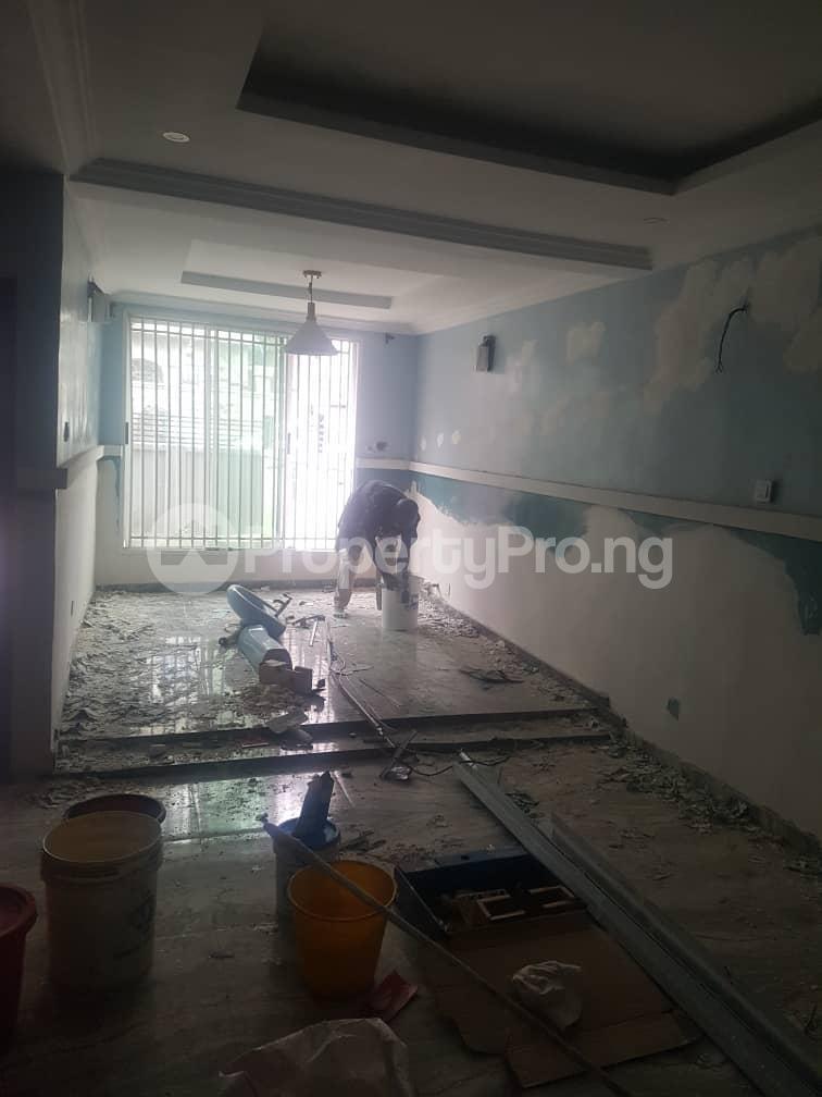 4 bedroom Terraced Duplex House for rent Anibaloye estate  Anthony Village Maryland Lagos - 7