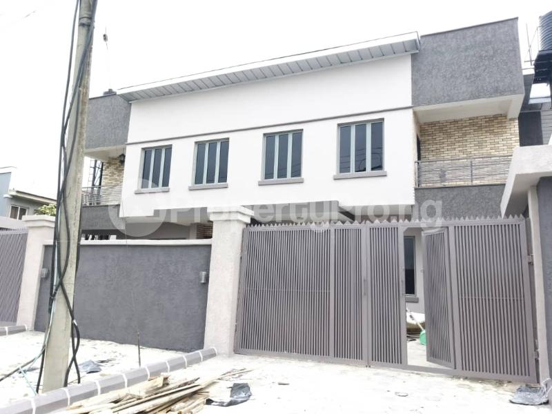 5 bedroom Semi Detached Duplex House for sale Lekki Phase 1