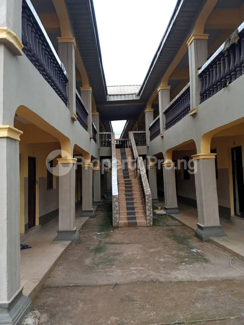 1 bedroom mini flat  School Commercial Property for rent 2nd Bawark, Auchi Polytechnic, Auchi  Etsako Central Edo - 0