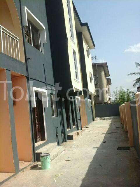 2 bedroom Flat / Apartment for rent Morgan estate ojodu opp omole phase 1 ikeja lagos Ikeja Lagos - 1