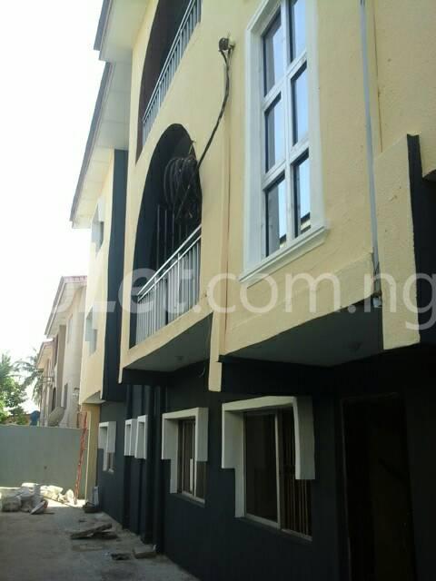 2 bedroom Flat / Apartment for rent Morgan estate ojodu opp omole phase 1 ikeja lagos Ikeja Lagos - 8