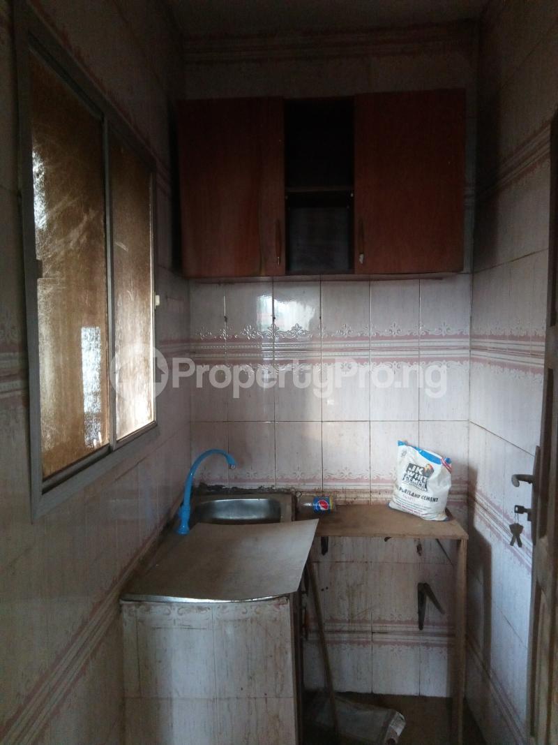 1 bedroom mini flat  Mini flat Flat / Apartment for rent Trekable distance to Mr Biggs Bus Stop Yakoyo/Alagbole Ojodu Lagos - 5