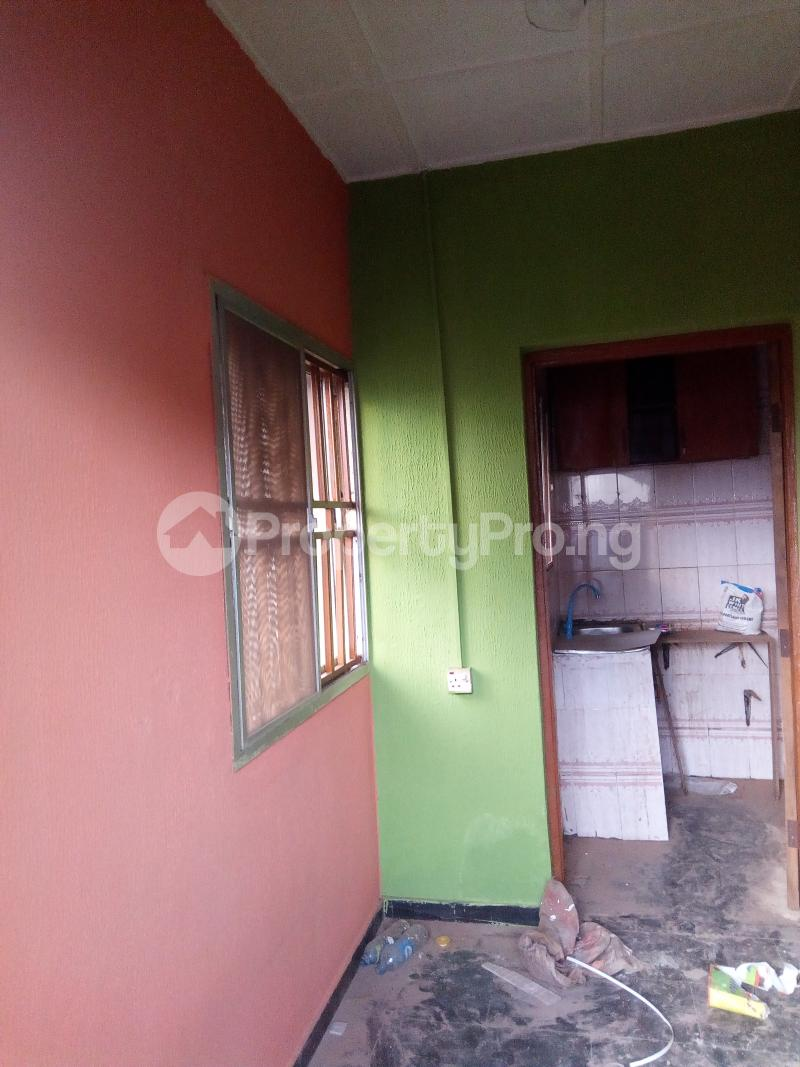 1 bedroom mini flat  Mini flat Flat / Apartment for rent Trekable distance to Mr Biggs Bus Stop Yakoyo/Alagbole Ojodu Lagos - 0