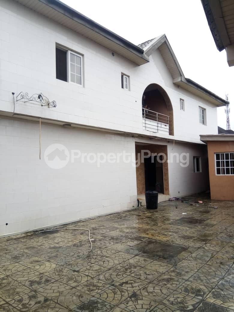 5 bedroom Detached Duplex House for rent Aladura Estate  Anthony Village Maryland Lagos - 12