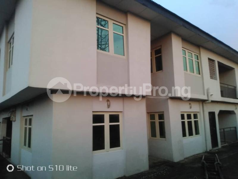 Blocks of Flats House for rent KARONWI STREET, OFF AGBE ROAD, ABULE EGBA. Abule Egba Abule Egba Lagos - 2