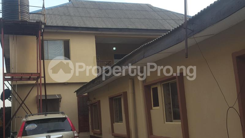 2 bedroom Flat / Apartment for rent Makinde Mafoluku Oshodi Lagos - 0