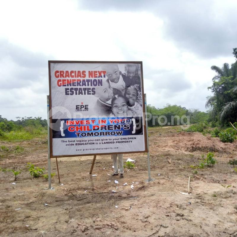 Residential Land Land for sale Epe Epe Road Epe Lagos - 2