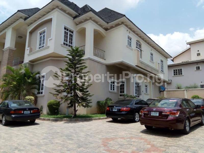 7 bedroom Detached Duplex House for rent Katrina Ala Maitama Abuja - 0