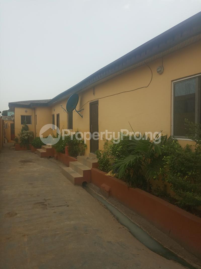 2 bedroom Flat / Apartment for rent Off Yetunde Brown Ifako-gbagada Gbagada Lagos - 0