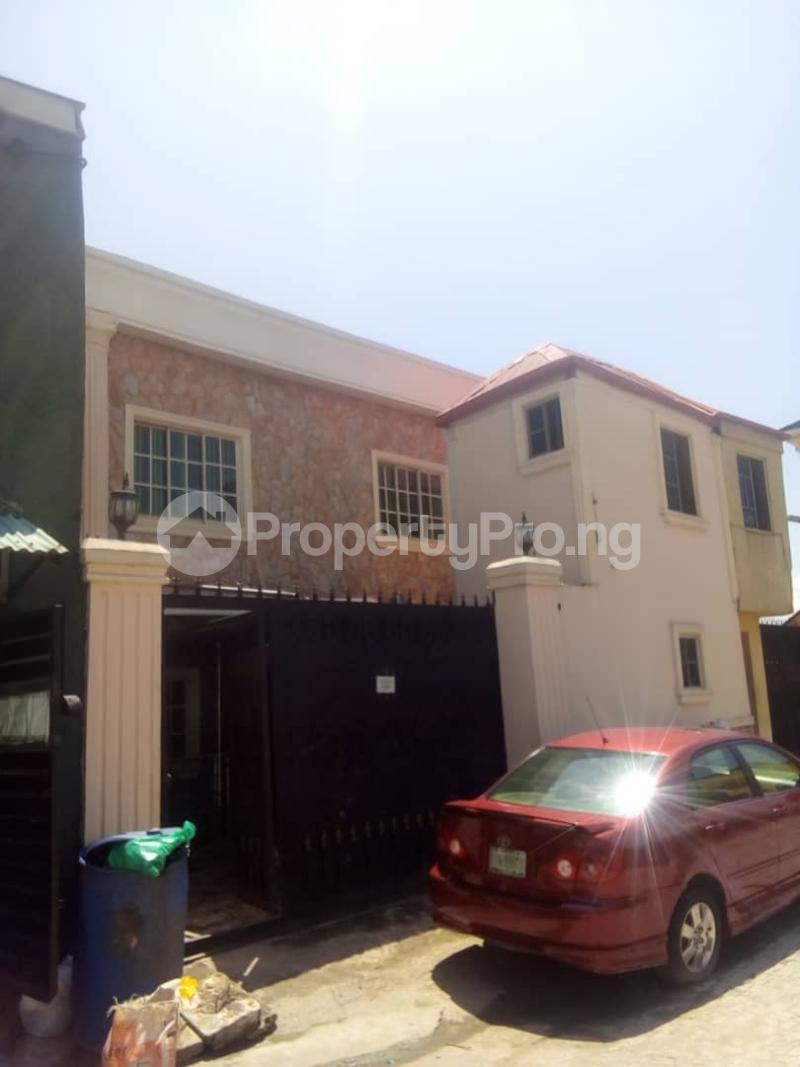 2 bedroom Flat / Apartment for rent Oshogbo street  Ogudu Ogudu Lagos - 0