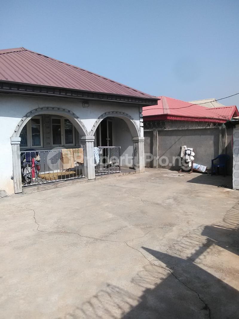 Detached Bungalow House for sale Mosan ipaja shagari extension Alimosho Lagos - 21