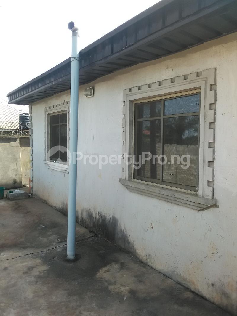 Detached Bungalow House for sale Mosan ipaja shagari extension Alimosho Lagos - 2