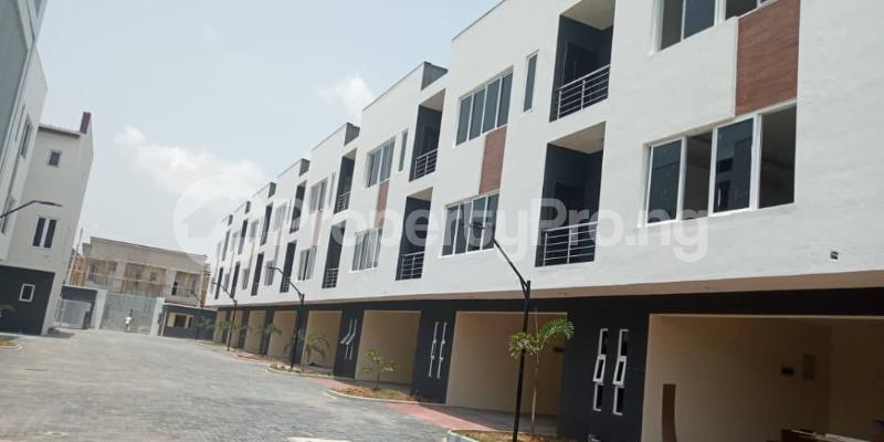 3 bedroom Terraced Duplex House for sale Osapa Osapa london Lekki Lagos - 3