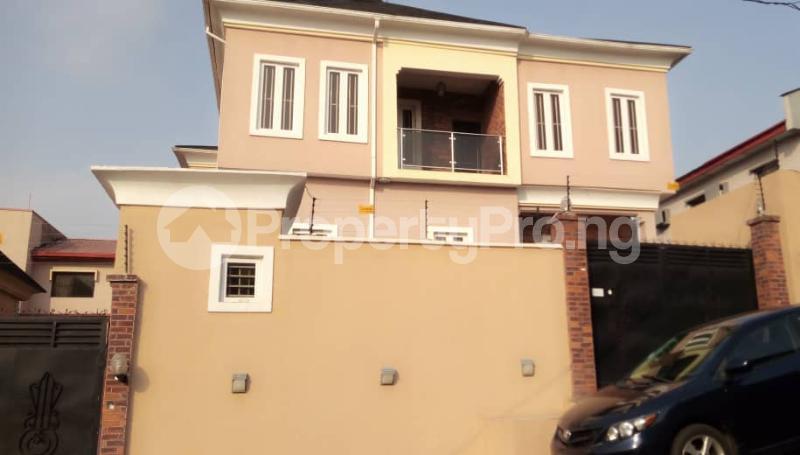 4 bedroom Flat / Apartment for rent Ogudu GRA  Ogudu GRA Ogudu Lagos - 3