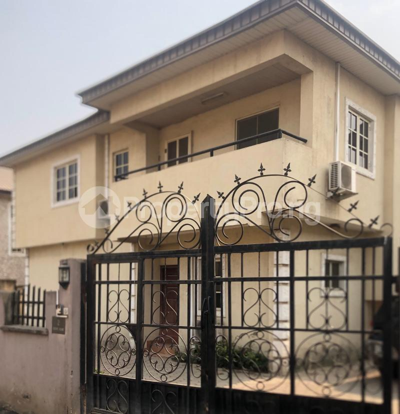 4 bedroom House for sale Glory estate Ifako-gbagada Gbagada Lagos - 2