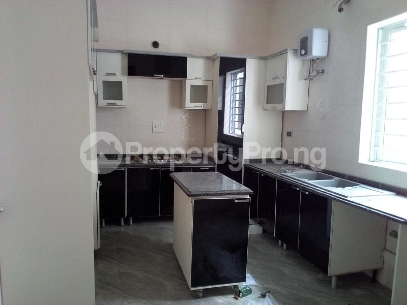 4 bedroom Semi Detached Duplex House for sale Chevy View Estate chevron Lekki Lagos - 8