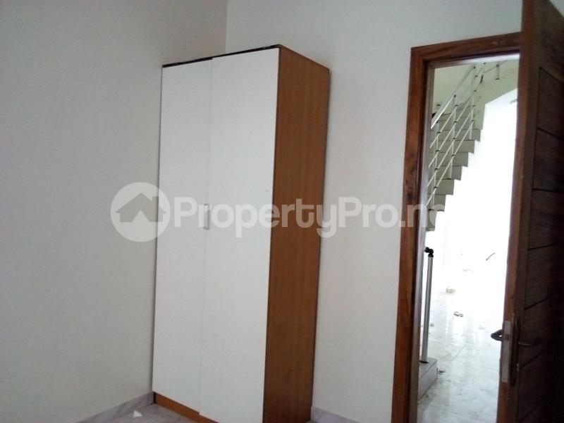 4 bedroom Semi Detached Duplex House for sale Chevy View Estate chevron Lekki Lagos - 6
