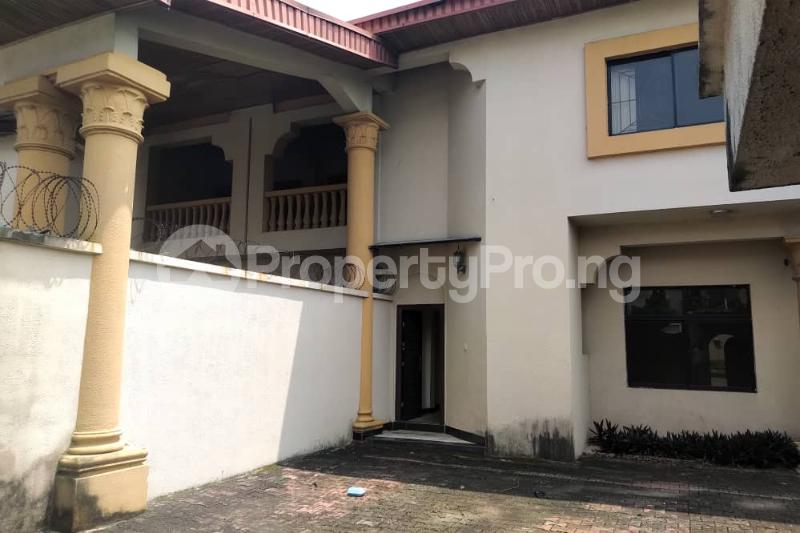 4 bedroom Semi Detached Duplex House for rent Lekki Lekki Phase 1 Lekki Lagos - 10