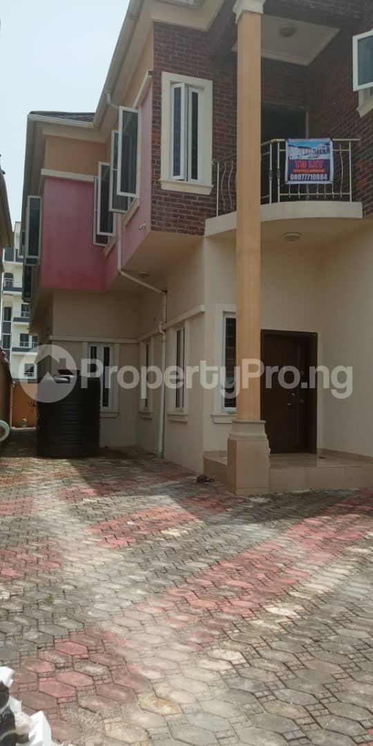 4 bedroom Semi Detached Duplex House for rent Oral Estate Ikota Lekki Lagos - 6