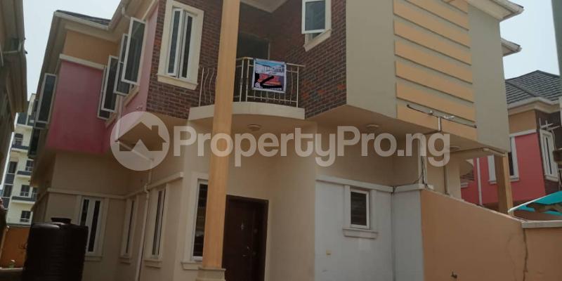 4 bedroom Semi Detached Duplex House for rent Oral Estate Ikota Lekki Lagos - 9