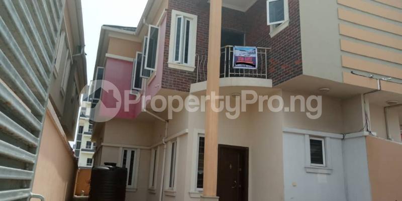 4 bedroom Semi Detached Duplex House for rent Oral Estate Ikota Lekki Lagos - 8