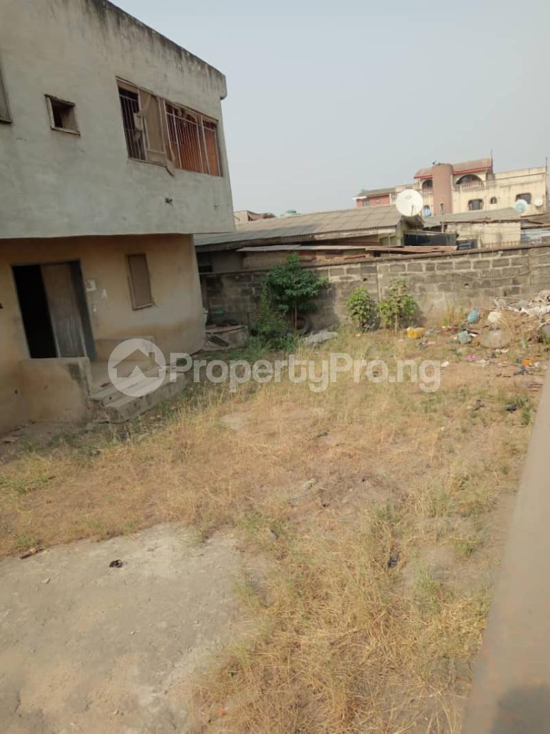 Detached Duplex House for sale Ponle egbeba by bus stop Egbeda Alimosho Lagos - 1
