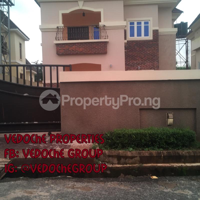 5 bedroom Detached Duplex House for sale Fidelity Estate Enugu Enugu - 0