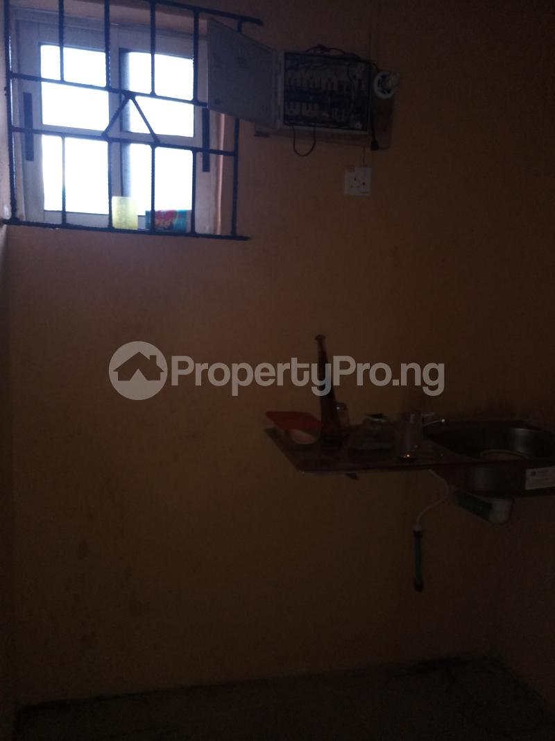 1 bedroom mini flat  Mini flat Flat / Apartment for rent - Bode Thomas Surulere Lagos - 5